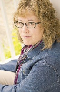 Author Cindy Thomson