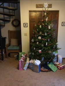 Thomson Christmas Tree 2014