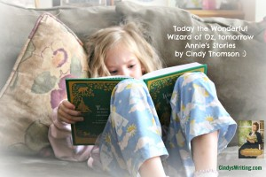 Reading the Wonderful Wizard of Oz
