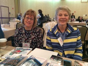 Cindy Thomson and Karen Harper