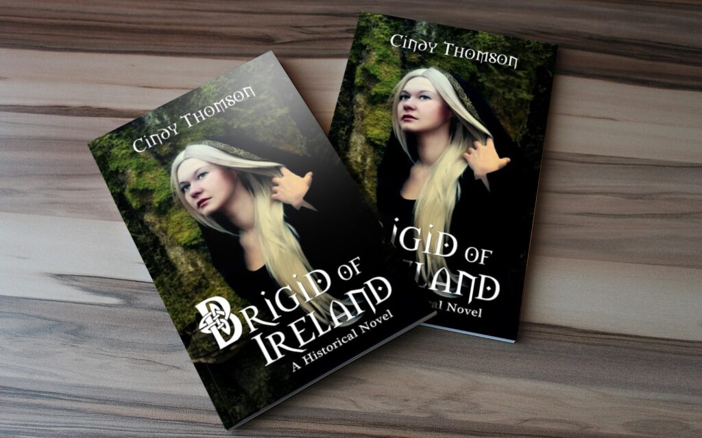 Brigid of Ireland by Cindy Thomson
