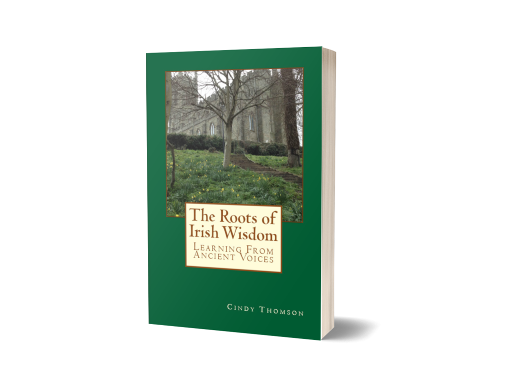 The Roots of Irish Wisdom by Cindy Thomson
