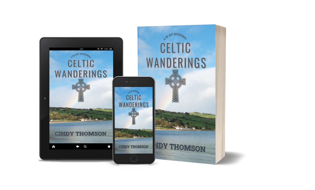 Celtic Wanderings by Cindy Thomson