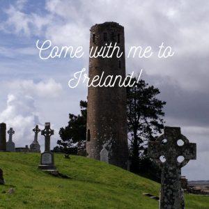 Ireland with Author Cindy Thomson